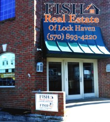 Fish Real Estate - Lock Haven