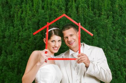 Image result for newlywed home buying