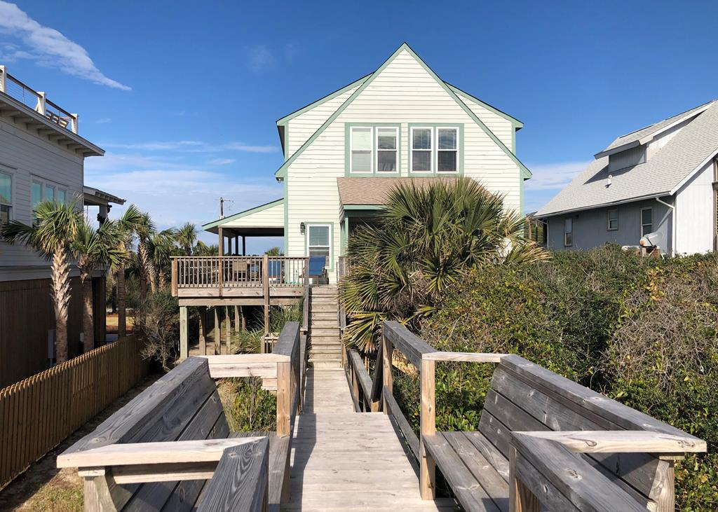 1027 West Ashley Folly Beach Sc